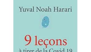 Ebook Gratuit Jour leçons tirer Covid-19 Yuval Noah Harari