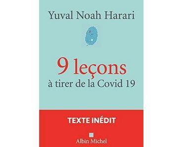 Ebook Gratuit  du Jour  – 9 leçons à tirer de la Covid-19 de Yuval Noah Harari