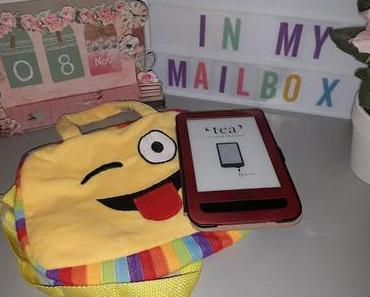 In my mailbox (du 26 octobre au 7 novembre 20120)