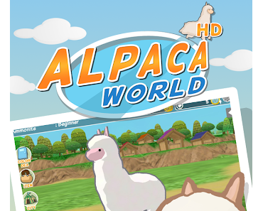 Télécharger Gratuit Alpaca World HD+ APK MOD (Astuce)