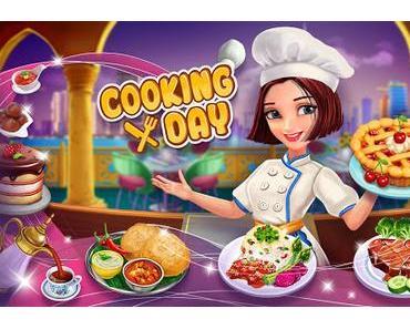 Télécharger Gratuit Cooking Day - Restaurant Craze, Best Cooking Game APK MOD (Astuce)