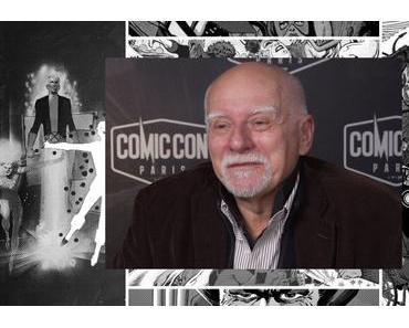 """Interview de Chris Claremont : """"Écrire des comics, c'est facile, je l'ai fait pendant toute ma vie"""""""