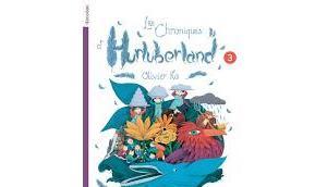 chroniques d'Hurluberland volume Olivier