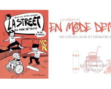 En mode détente (La street #3) • Cécile Alix et Dimitri Zegboro