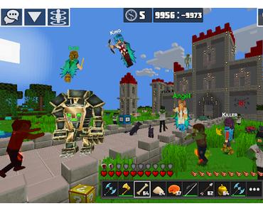 Télécharger PlanetCraft: Block Craft Games APK MOD (Astuce)