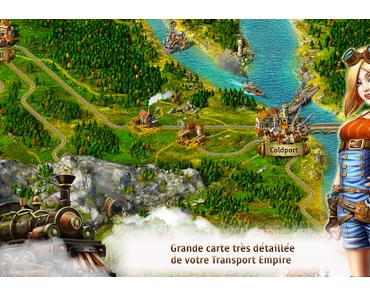 Télécharger Transport Empire: Steam Tycoon APK MOD (Astuce)