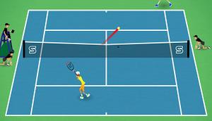 Télécharger Gratuit Stick Tennis Tour (Astuce)
