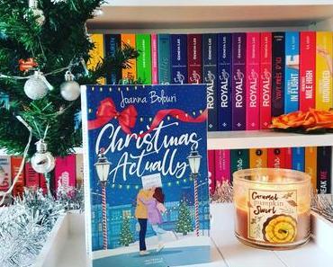 Christmas Actually | Joanna Bolouri