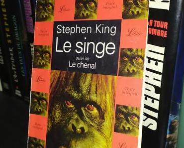 Le singe de Stephen King aux éditions Librio