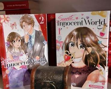 Secret Innocent World T01 & T02 de Shiori Hamako