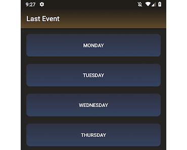 Télécharger Last Event APK MOD (Astuce)