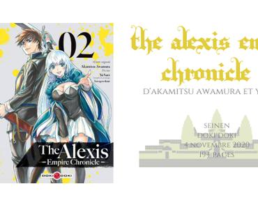 The Alexis empire chronicle #2 • Akamitsu Awamura et Yû Satô
