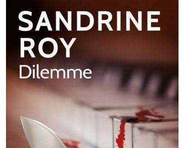 Dilemme de Sandrine Roy aux éditions Eaux troubles