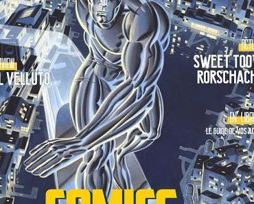 UNIVERS COMICS LE MAG' #6 : COMICS ET COSMIQUE