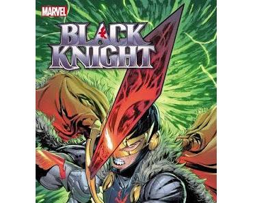 BLACK KNIGHT : CURSE OF THE EBONY BLADE