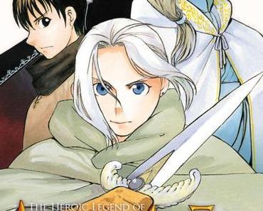 The Heroic Legend of Arslân T1, de Hiromu Arakawa