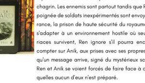 sceau Renard (Les Briseurs Zaya Feli