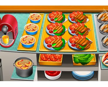 Code Triche Cooking Food Chef & Restaurant Games Craze APK MOD (Astuce)