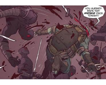 Teenage Mutant Ninja Turtles: The Last Ronin #2 est enfin là !!
