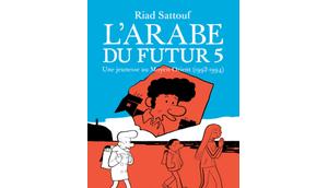L'arabe futur Riad Sattouf