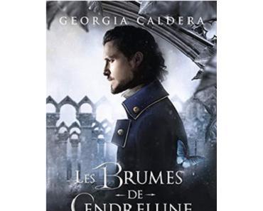 'Les Brumes de Cendrelune, tome 2 : La symphonie du temps' de Georgia Caldera