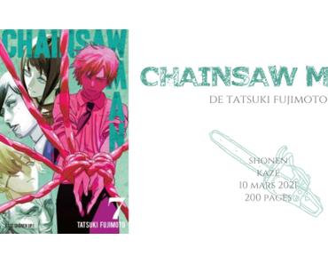 Chainsaw man #7 • Tatsuki Fujimoto