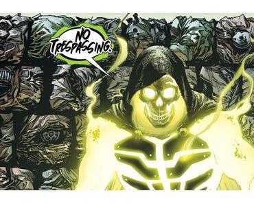 Geiger #1 : le ridicule n'empêche pas le bon comic book