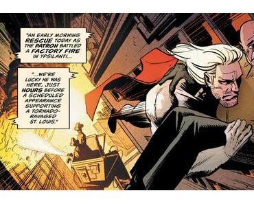 Project: Patron #1 ou lorsque Steve Orlando revisite le mythe du super-héros