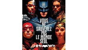 Justice league seconde chance avec snyder's