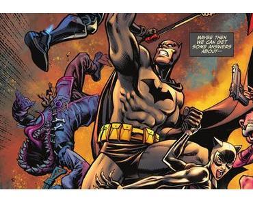 Et si la rencontre entre Batman et Fortnite était le comic événement de l'année ?