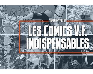 Les comics V.F. indispensables de mai 2021