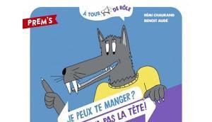 peux manger tête Rémi Chaurand Benoît Audé