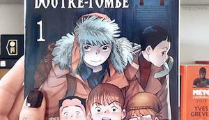 Manga seinen Brigade d'outre-tombe