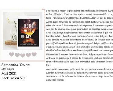 Here With Me (Adair Family #1) de Samantha Young [Lecture en VO]