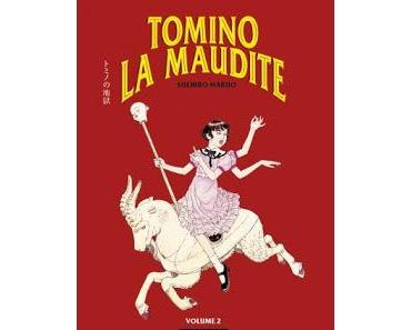 """""""Tomino la maudite, tome 2"""" de Suehiro Maruo"""