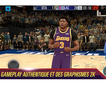 Télécharger Gratuit NBA 2K Mobile Basketball APK MOD (Astuce)