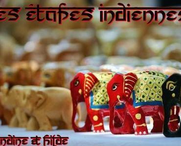 Billet récapitulatif des Etapes Indiennes (en construction)