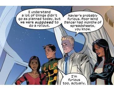 X-Corp #1 : est-ce que le business de Krakoa est entre de bonnes mains ?