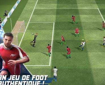 Code Triche Real Football APK MOD (Astuce)