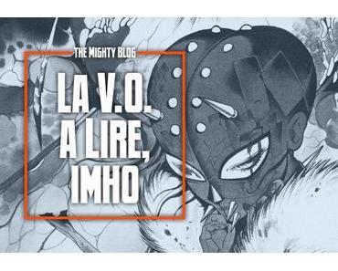 La V.O. à lire, imho - les comics du 19/05/2021
