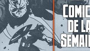 Comics semaine Heroes Reborn Geiger plus