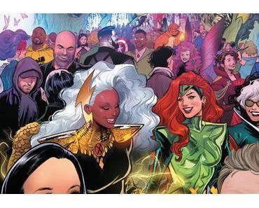 Le Hellfire Gala continue avec Excalibur, X-Men et (pas vraiment) Children of the Atom