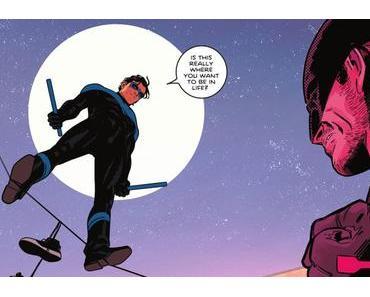 Nightwing #80, c'est tout ce que j'ai aimé lorsque j'ai lu mes premiers DC
