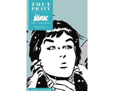 Sergent KIRK 7 (Oesterheld, Pratt) – Editions Altaya – 12,99€