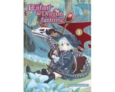 L'enfant Du Dragon Fantôme (Yukishiro) – Komikku – 7,99€