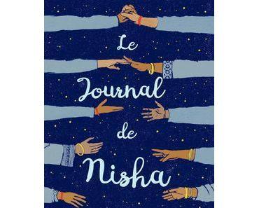 Le journal de Nisha. Veera HIRANANDANI – 2020 (Dès 12 ans)