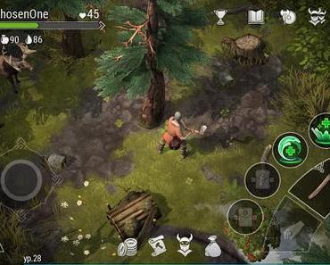 Télécharger Valhalla: Action RPG APK MOD (Astuce)