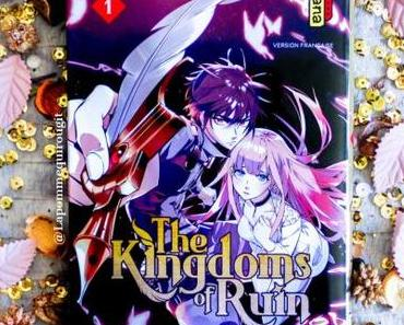 The kingdoms of ruin, tome 1 • Yoruhashi