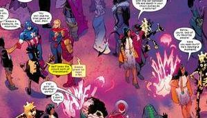 Hellfire Gala reprend avec Mutants X-Corps
