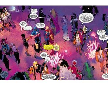 Le Hellfire Gala reprend avec New Mutants et X-Corps